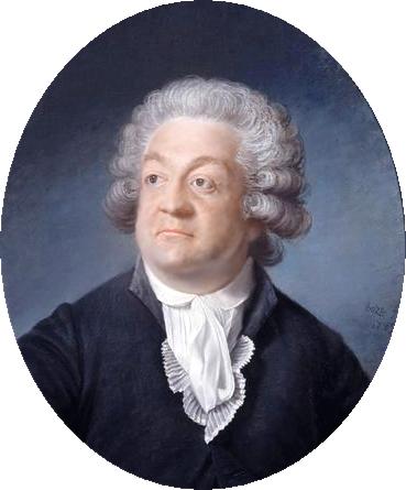 Honoré Gabriel Riqueti, comte de Mirabeau.