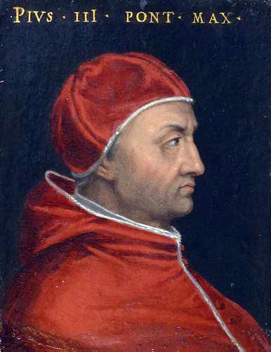 Pope Pius III