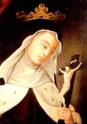 Blessed Frances D'Ambroise
