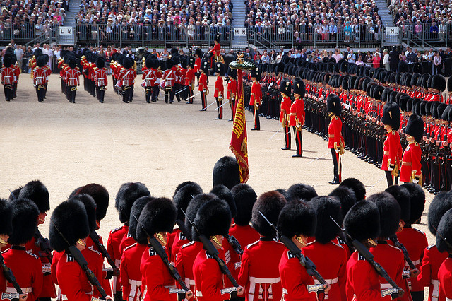 Photo of the Trooping the Colour, June 14, 2008 by JessicaC.