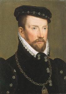 Admiral Gaspard II de Coligny