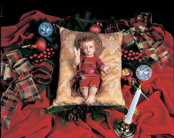 Prince of Peace Statue & Pillow. Click to learn more.