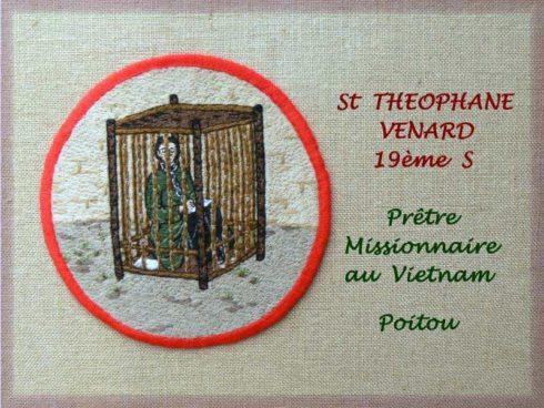St. Theophane Venard