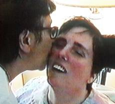 "Theresa ""Terri"" Schiavo, starved slowly to death in the name of ""goodness."""