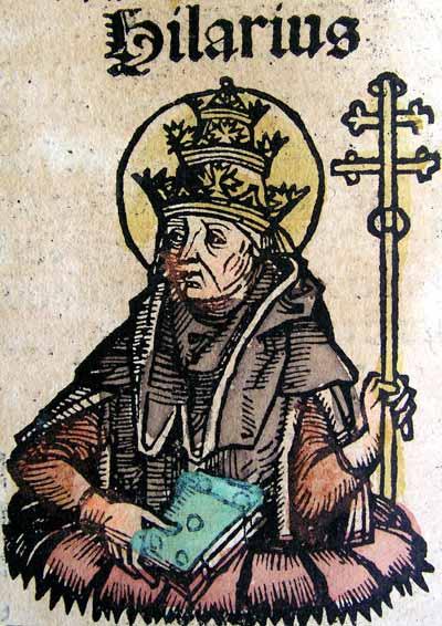 Pope St. Hilarius