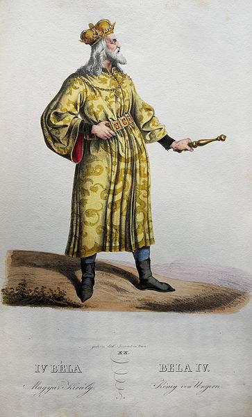 Béla IV, King of Hungary