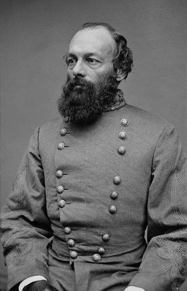 General Edmund Kirby Smith, general of he Confederate States Army.