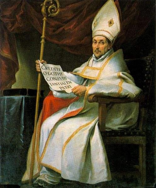 St. Leander of Seville