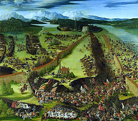 Battle of Pavia 1525, the decisive military engagement of the war in Italy between Francis I of France and the Habsburg emperor Charles V, in which the French army of 28,000 was virtually annihilated and Francis himself, commanding the French army, was taken prisoner. Francis was sent to Madrid, where, the following year, he concluded peace and surrendered French claims to Italy.