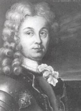 Joseph Le Moyne de Sérigny et de Loire (1668-1734)