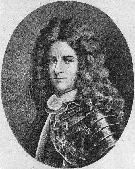 Pierre Le Moyne d'Iberville 1661-1706, founder of Louisiana.