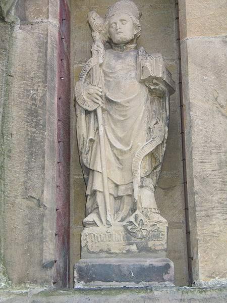 Saint Godehard
