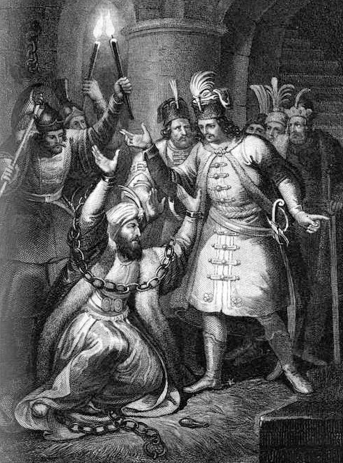 The Count's pardon to the Turk