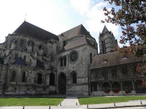 Noyon Cathedral