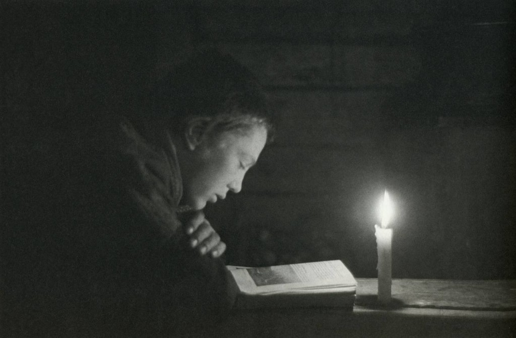 ACC 1 - reading by candlelight