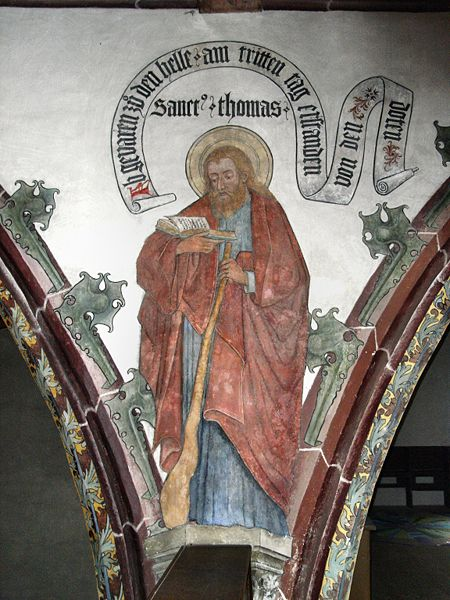 St. Thomas the Apostle