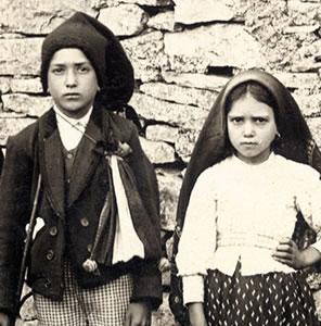 Jacinta and Francisco