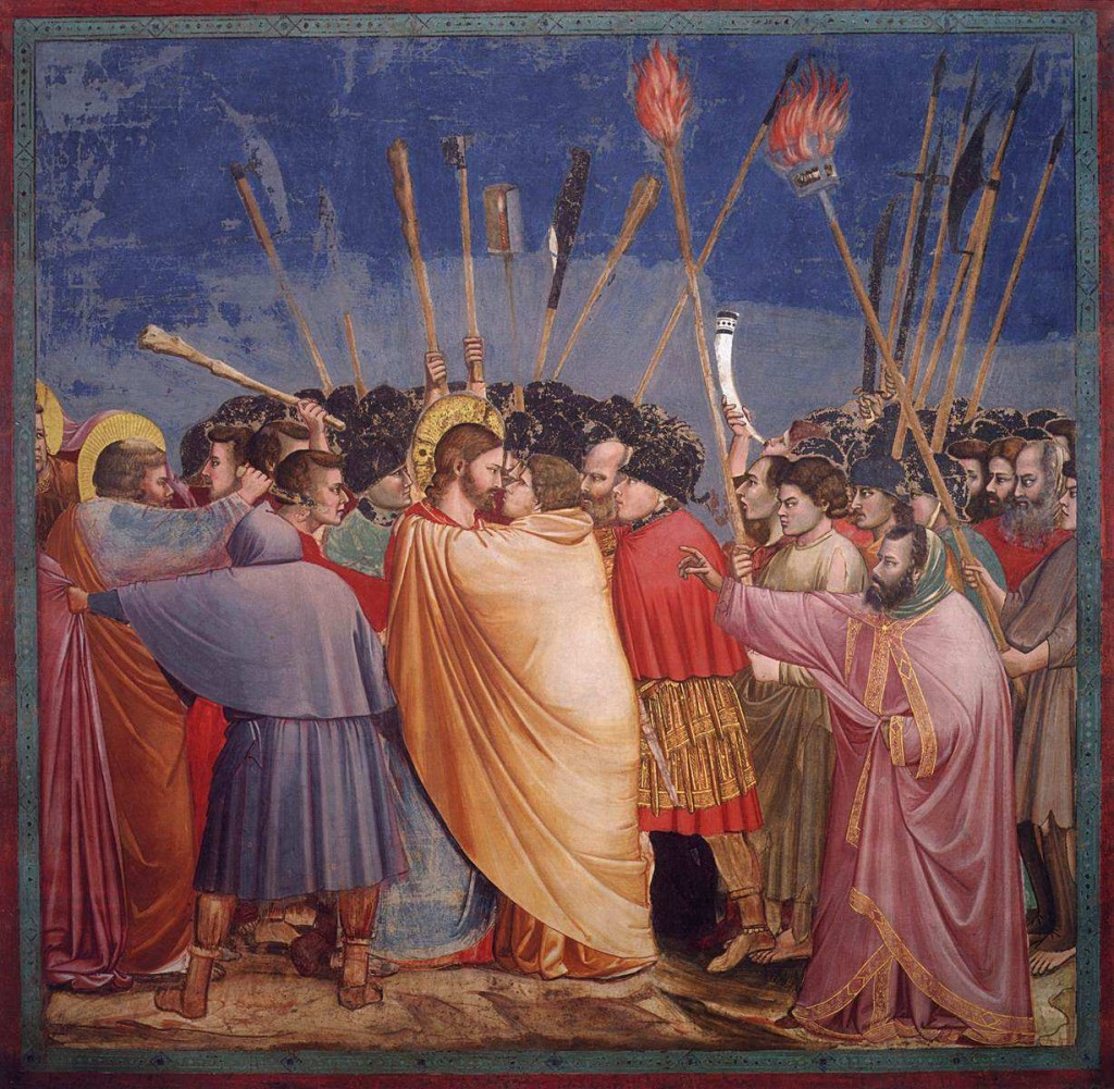 The Arrest of Jesus (Kiss of Judas)