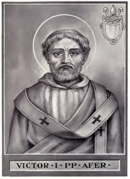 August 9 Pope St Victor I Nobility And Analogous