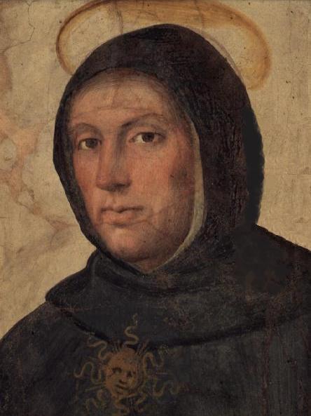 St. Thomas Aquinas by Fra Bartolommeo