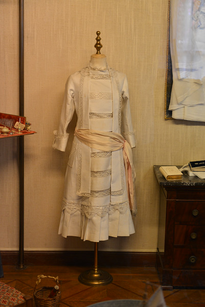St. Therese's dress