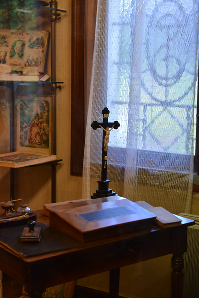 room of St. Therese