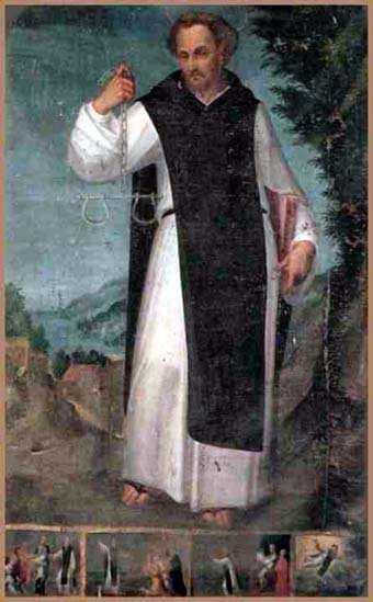 St. Leonard of Noblac