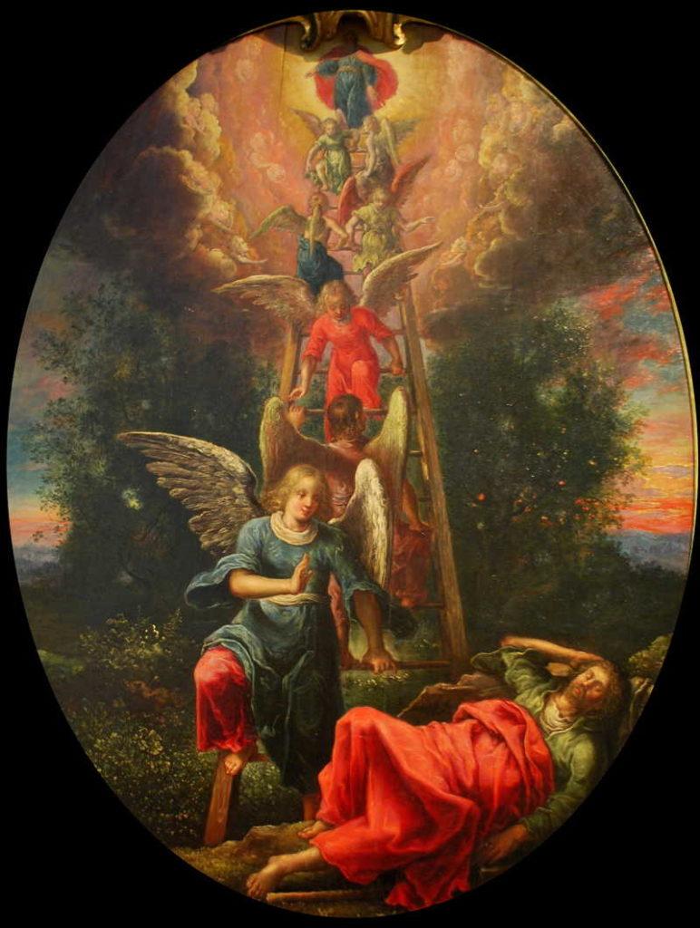Jacob's Ladder by Gottfried Libalt.