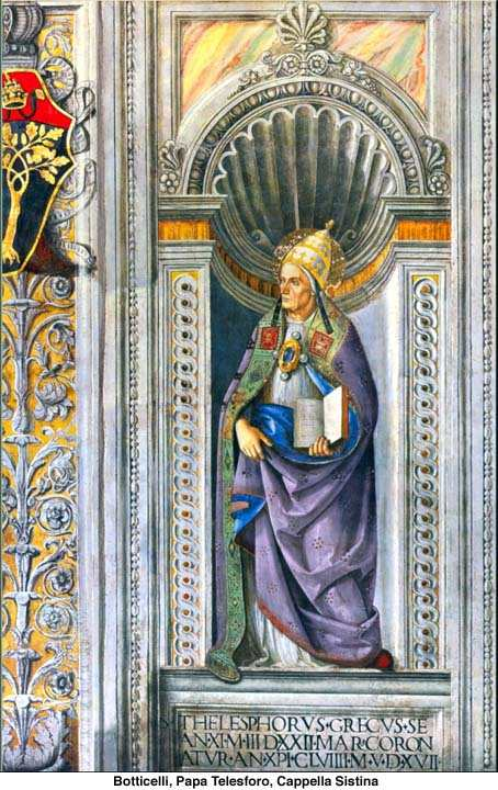 Pope St. Telesphorus