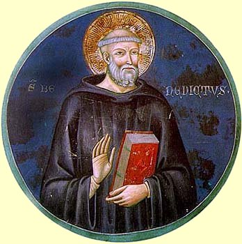 Saint Benedict of Aniane