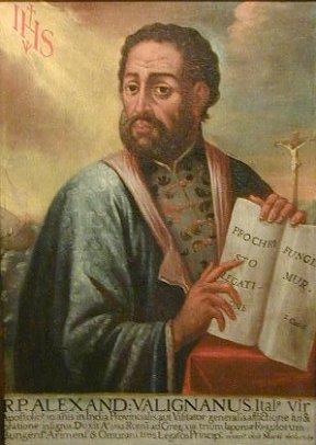 Fr. Alessandro Valignano