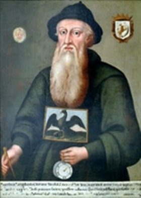 Fr. Nicolò Longobardo was the Superior General of the Jesuit China mission in 1610 until 1622. He remained preaching in China until he was 90 years old.