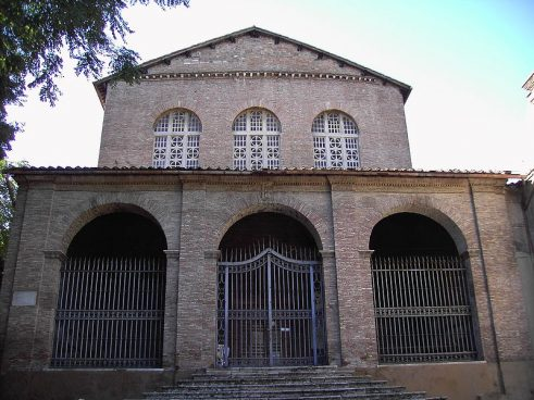 Santa Balbina Basilica in Rome