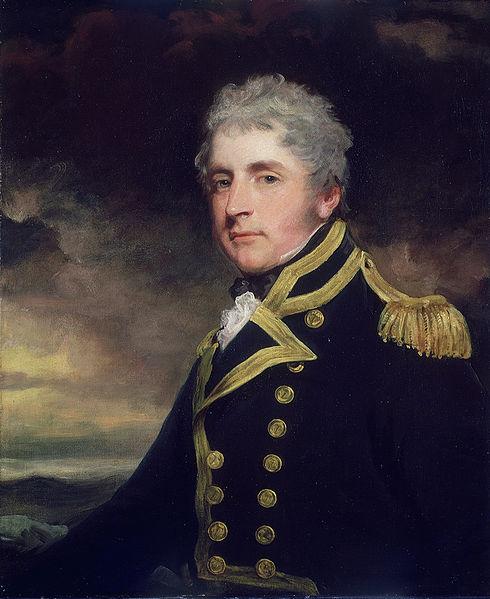 Vice-Admiral Sir Henry Blackwood, 1st Baronet, GCH, KCB.