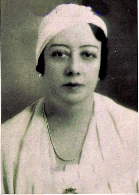 Doña Maria Josefa Perez de Soto y Vallejo Peñasco y Castellana
