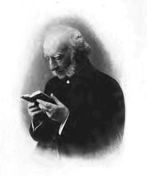 Augustus Jessopp, 1823-1914, was an English cleric and writer.