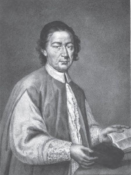 Giuseppe Simone Assemani, Papal Librarian.