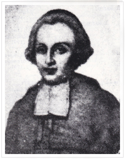 Fr. François-Louis Hébert 1735-1792, confessor to King Louis XVI.