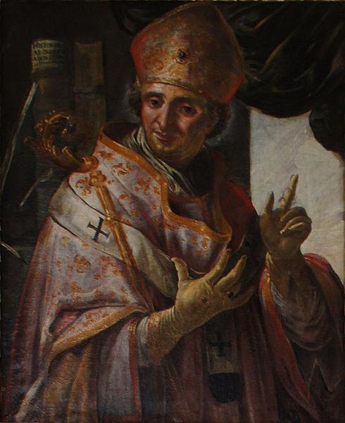 Otto von Freising, Bishop of Freising.