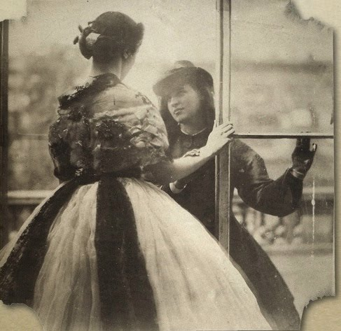 lady clementina hawarden's daughters