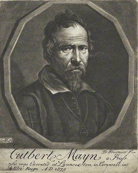 St. Cuthbert Mayne
